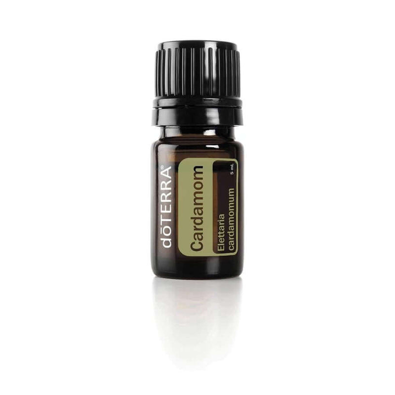 doTERRA Cardamom Essential Oil - Indigestion, Gastrointestinal Health, Promotes Clear Breathing-Living Vitality Australia