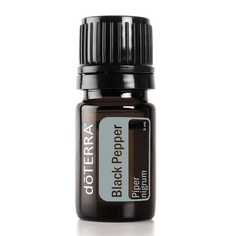 doTERRA Black Pepper Essential Oil -Living Vitality Australia