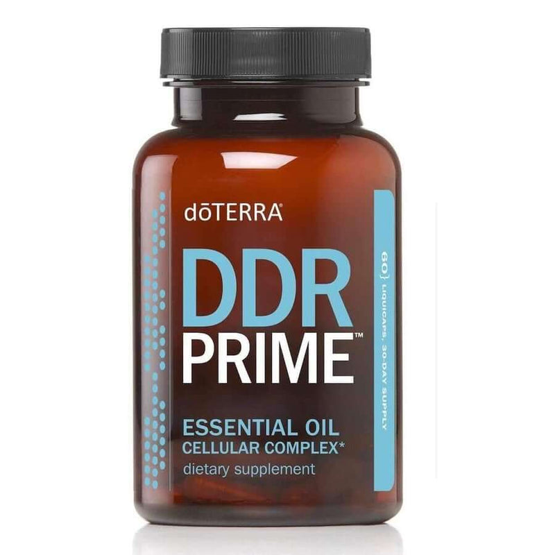 doTERRA DDR Prime Softgels - Powerful antioxidant, promotes cellular rejeuvenation-Living Vitality Australia