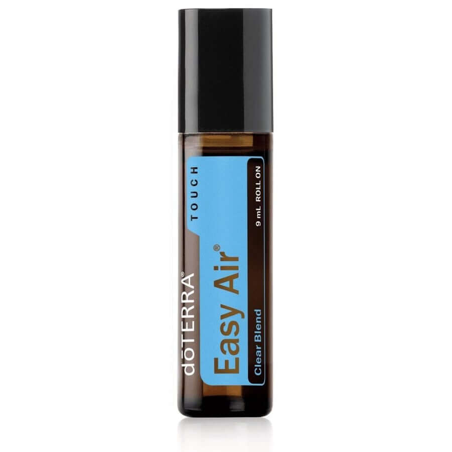 doTERRA Easy Air Touch Respiratory Blend Roll-On - Clear Airways, Easy Breathing, Promotes Restful Sleep When Congested-Living Vitality Australia