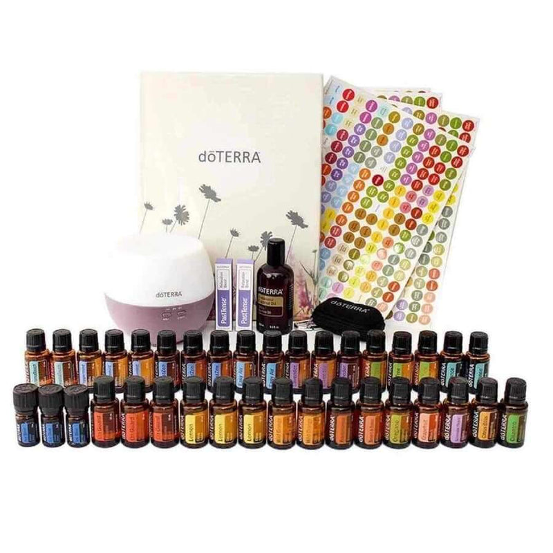 Buy 'n' Save Oil Collection - Save over $550.00!!!-Living Vitality Australia