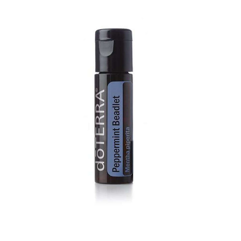 doTERRA Peppermint Beadlets - Experience an invigorating burst of Peppermint-Living Vitality Australia