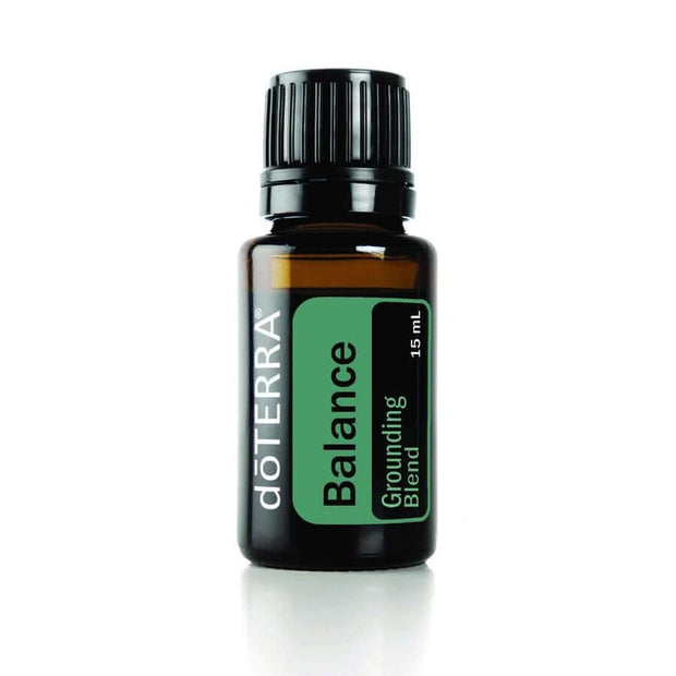 doTERRA Balance Grounding Blend- Promotes a Sense of Tranquility, Calm and Peace-Living Vitality Australia