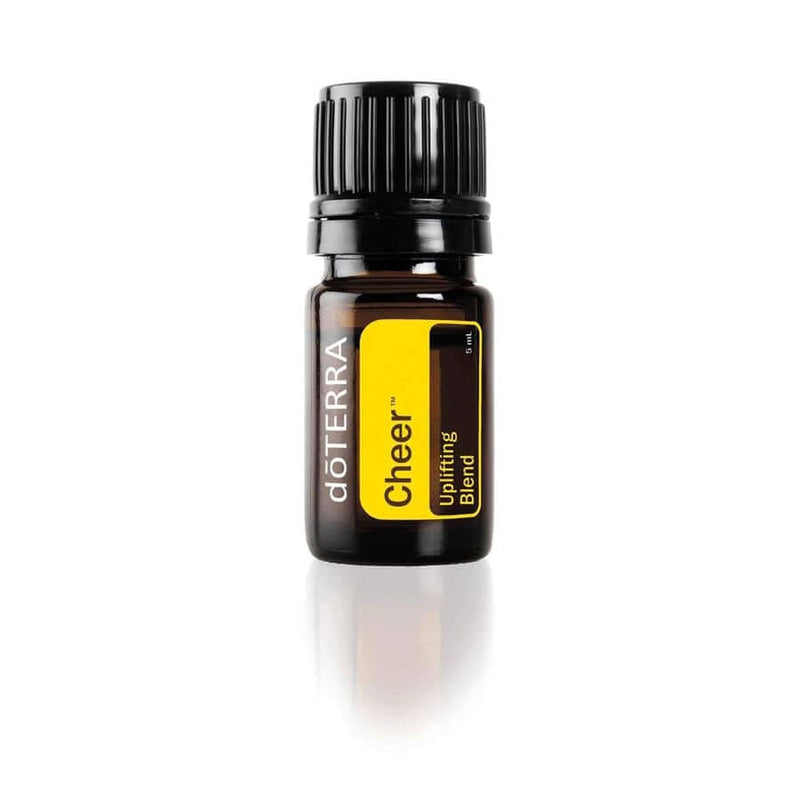 doTERRA Cheer Uplifting Blend - Promotes Feelings of Optimism and Happiness-Living Vitality Australia