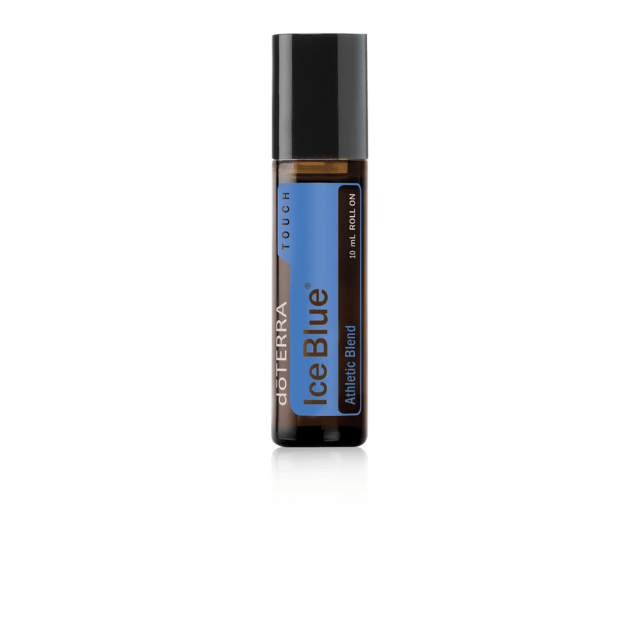 doTERRA Ice Blue Touch Muscle-Ease Roll-On For Sore Muscles and Aching Joints-Living Vitality Australia