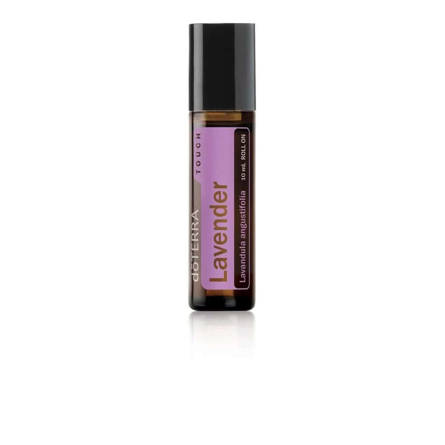 doTERRA Lavender Touch - 10ml Roll-On With Fractionated Coconut Oil-Living Vitality Australia