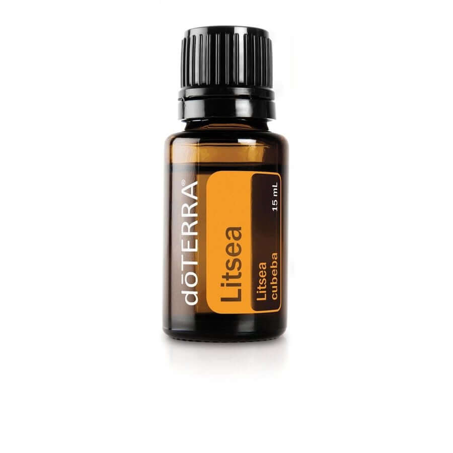 doTERRA Litsea Essential Oil - Rejeuvenates mind and body and promotes clear skin-Living Vitality Australia