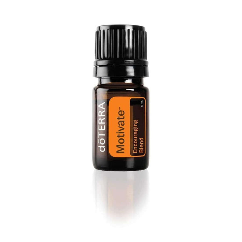 doTERRA Motivate Encouraging Blend - Promotes Feelings Of Confidence, Courage, And Belief And Counteracts Pessimism-Living Vitality Australia