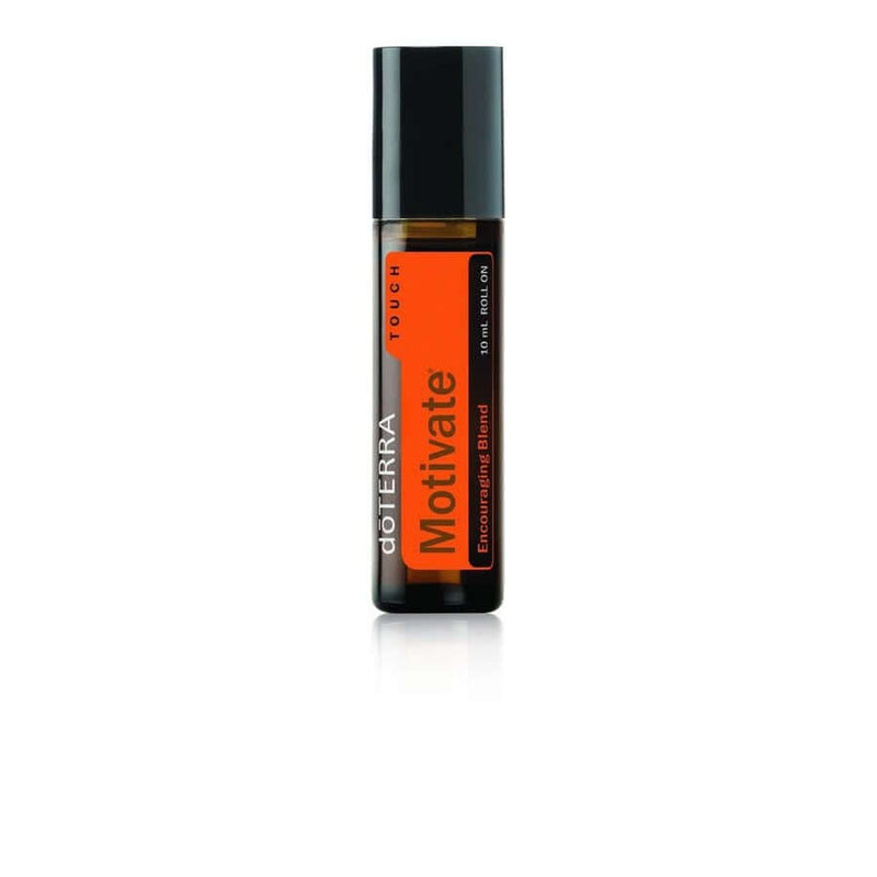 doTERRA Motivate Touch Roll-On - Promotes feelings of courage, self-belief and creativity-Living Vitality Australia