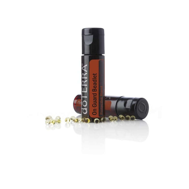 doTERRA On Guard Beadlets - Supports Healthy Immune and Respiratory Function-Living Vitality Australia