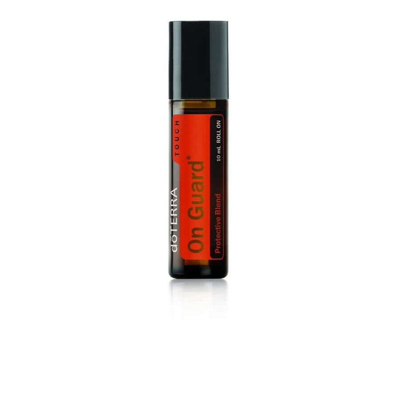 doTERRA On Guard Touch Protective Blend - Supports Healthy Immune And Respiratory Function, Supports The Body'S Natural Antioxidant Defences And Promotes Healthy Circulation-Living Vitality Australia