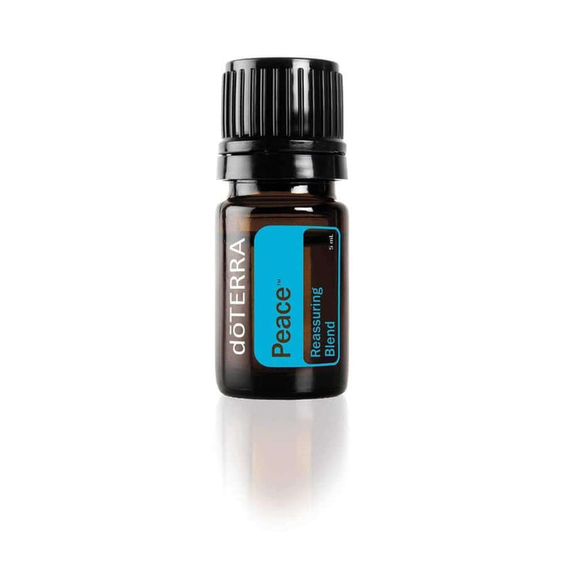 doTERRA Peace Reassuring Blend - Promotes Feelings Of Peace, Reassurance, And Contentment And Counteracts Anxious And Fearful Emotions-Living Vitality Australia
