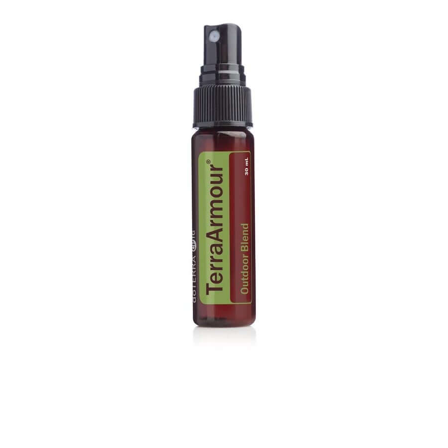 doTERRA TerraArmour 30ml Spray - Outdoor Protection Blend-Living Vitality Australia