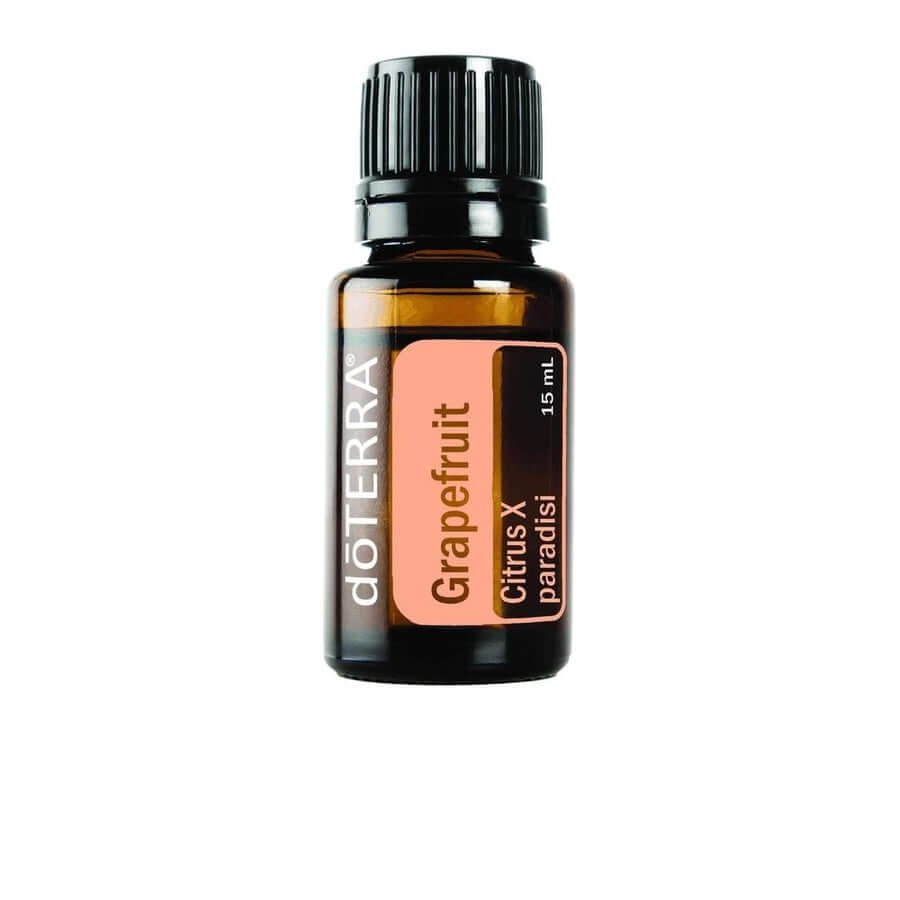 doTERRA Grapefruit Essential Oil - Cleansing and Improving Metabolism-Living Vitality Australia