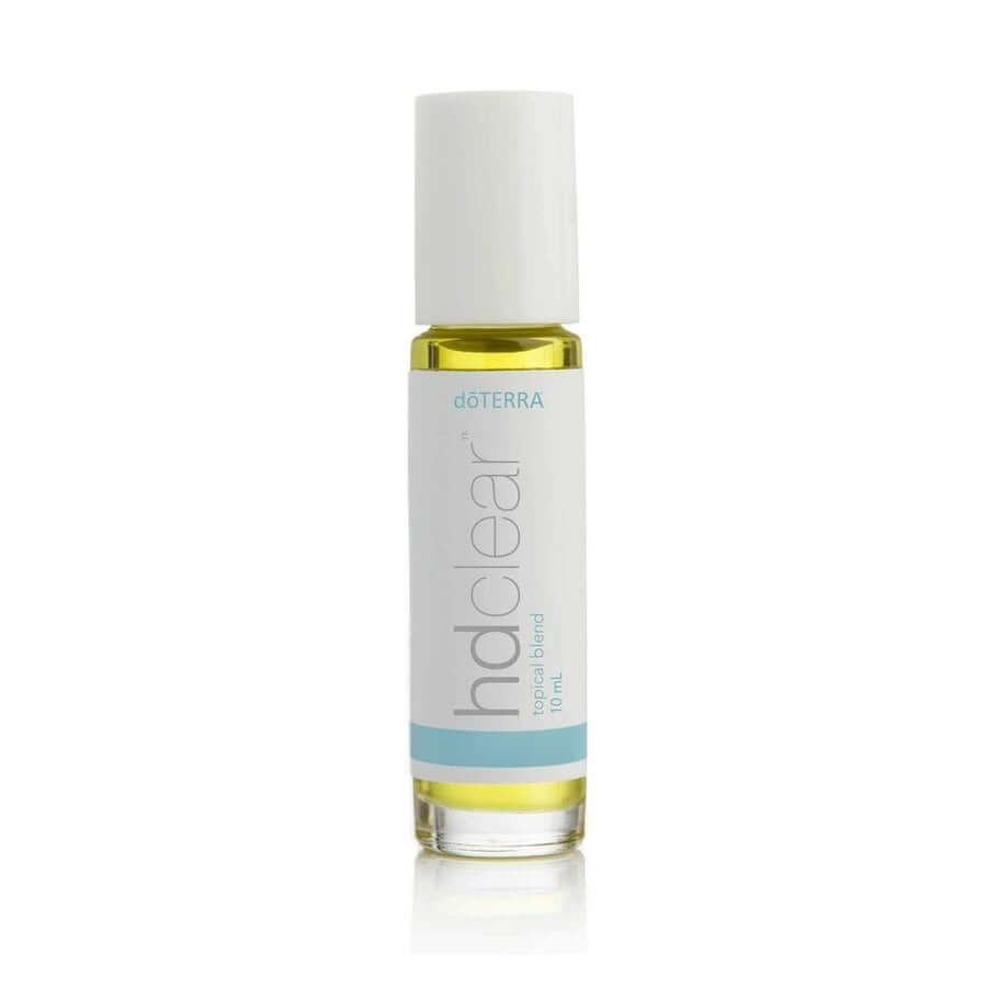 doTERRA Hd Clear Topical Blend - Promotes A Clear Complexion, Helps Reduce Breakouts And Helps Keep Skin Clean, Clear, And Hydrated