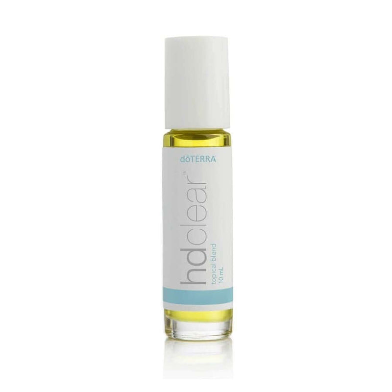 doTERRA Hd Clear Topical Blend - Promotes A Clear Complexion, Helps Reduce Breakouts And Helps Keep Skin Clean, Clear, And Hydrated-Living Vitality Australia
