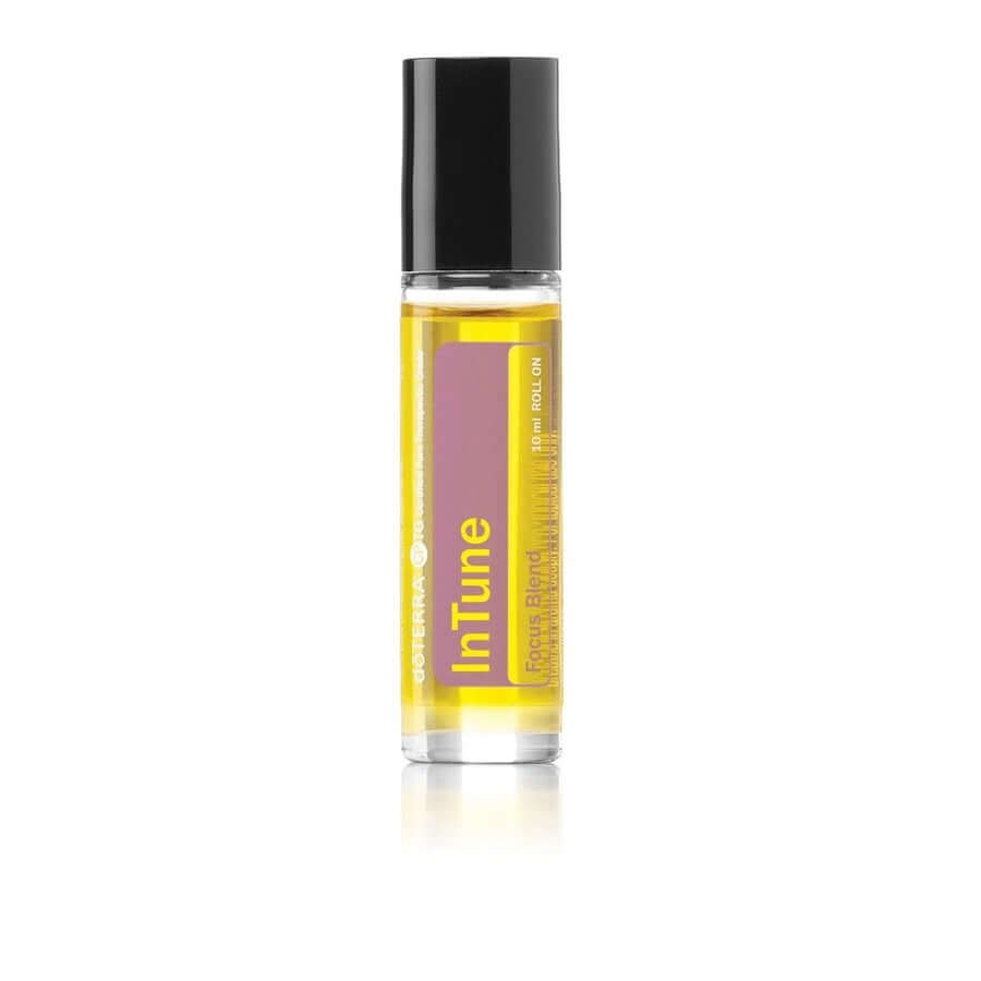 doTERRA In Tune Focus Blend - Enhances And Sustains A Sense Of Focus And Attention-Living Vitality Australia