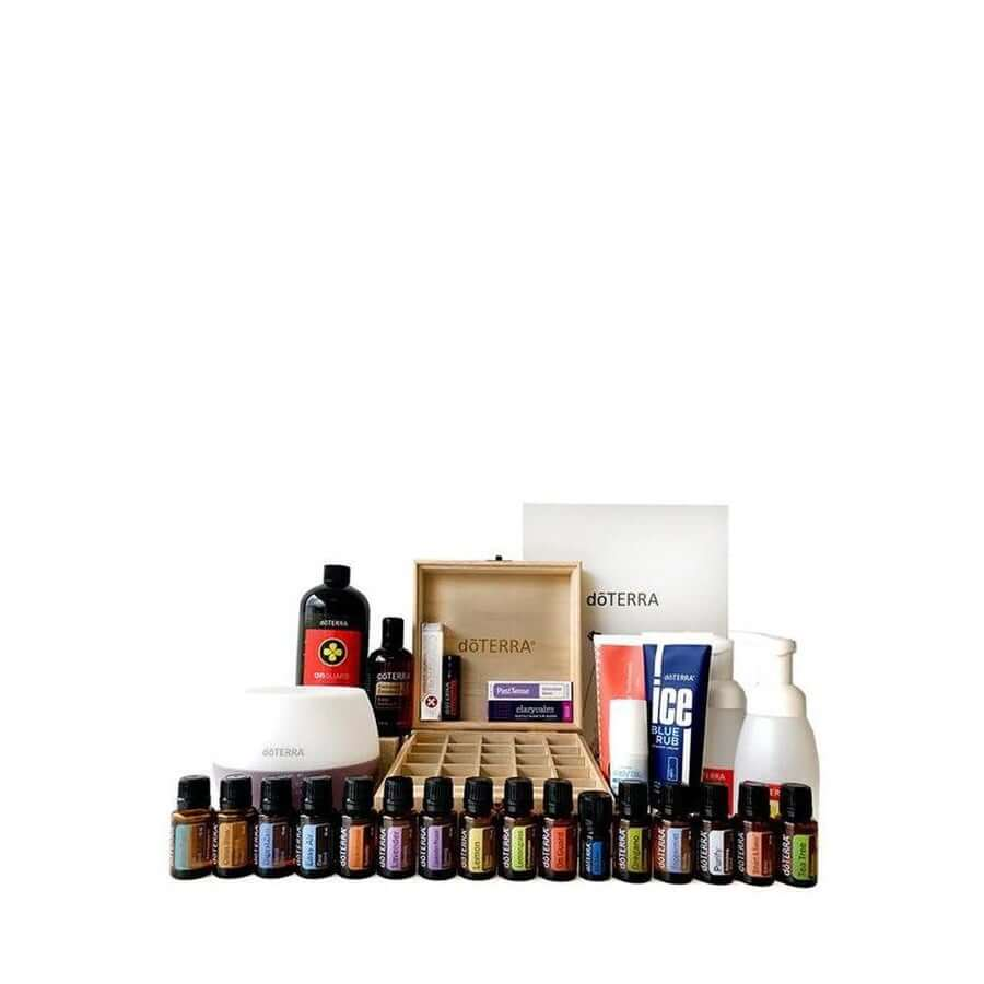 doTERRA Nature's Solutions Collection - Living Vitality Australia