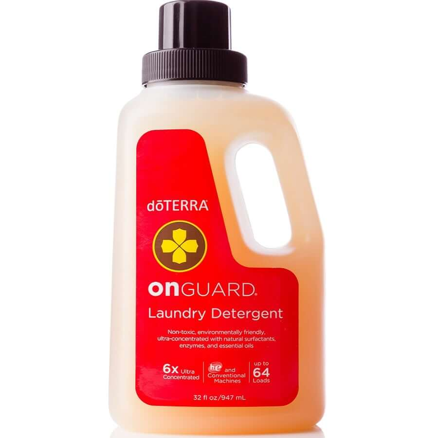 doTERRA On Guard Laundry Detergent