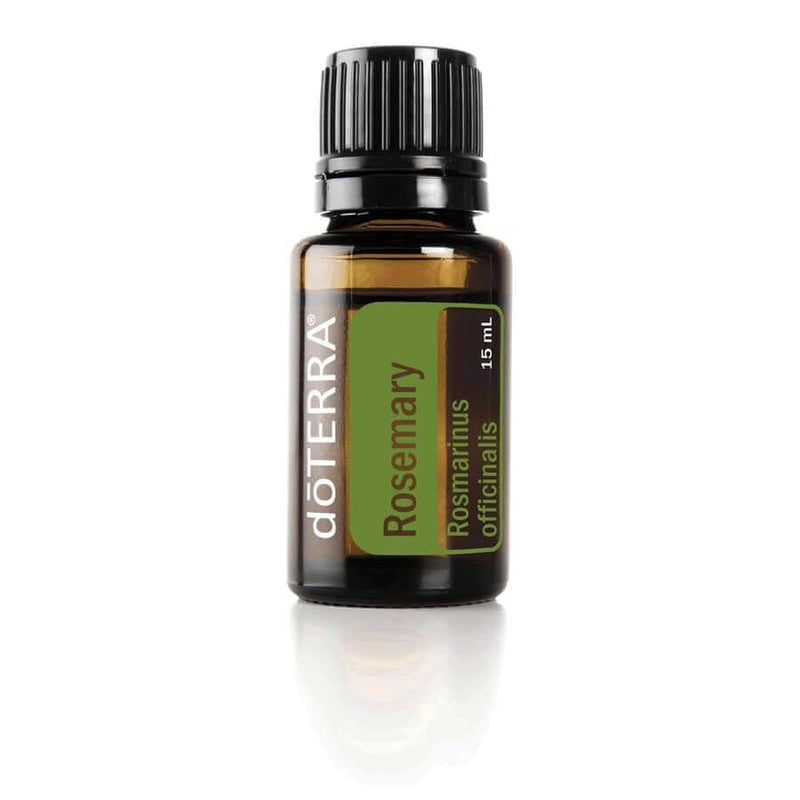 doTERRA Rosemary Essential Oil - Aids With Memory, Healthy Digestion, Muscle Aches & Pain And Nervous Tension-Living Vitality Australia