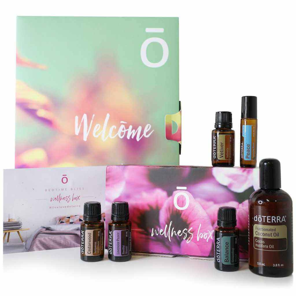 doTERRA Bedtime Bliss Wellness Box