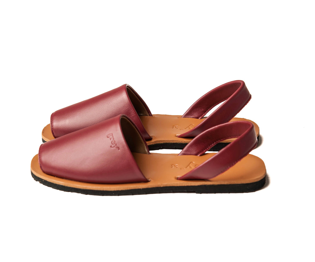 Rebecca / Reese (Red) - Size 34, 41, 42, 43 only! - greyortenhill