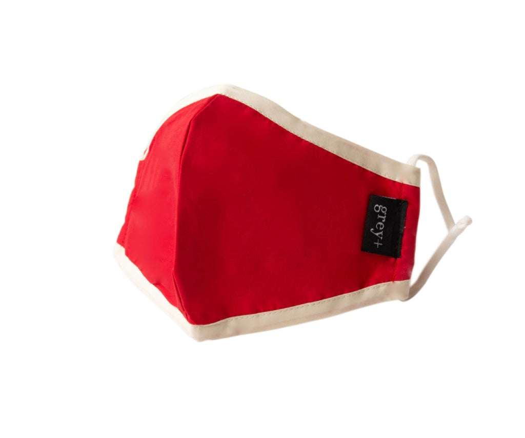 Face Mask (Samba Red)