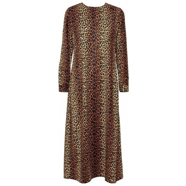 NORR Alexis kjole Dress Leo-print