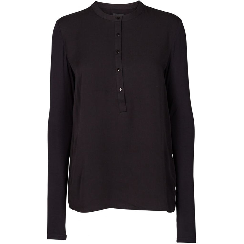 lulu's drawer Anabeth bluse Shirt Black