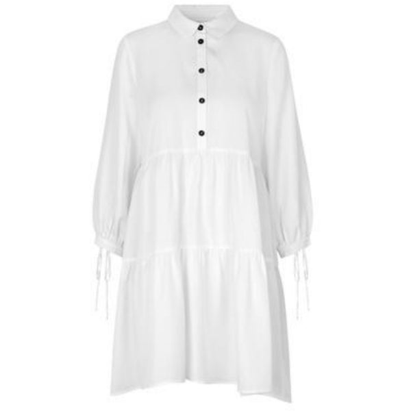 Storm & Marie Caesia short dress Kjoler White