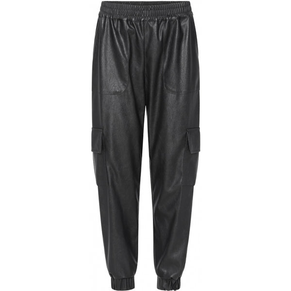 Continue Continue Cph. duffy PVC pant Pants Black