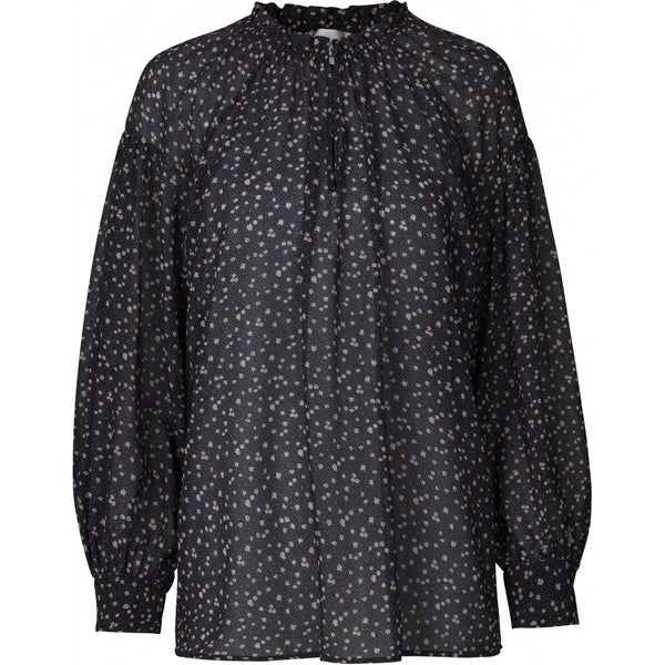 Second Female Della blouse Skjorter og bluser Caviar