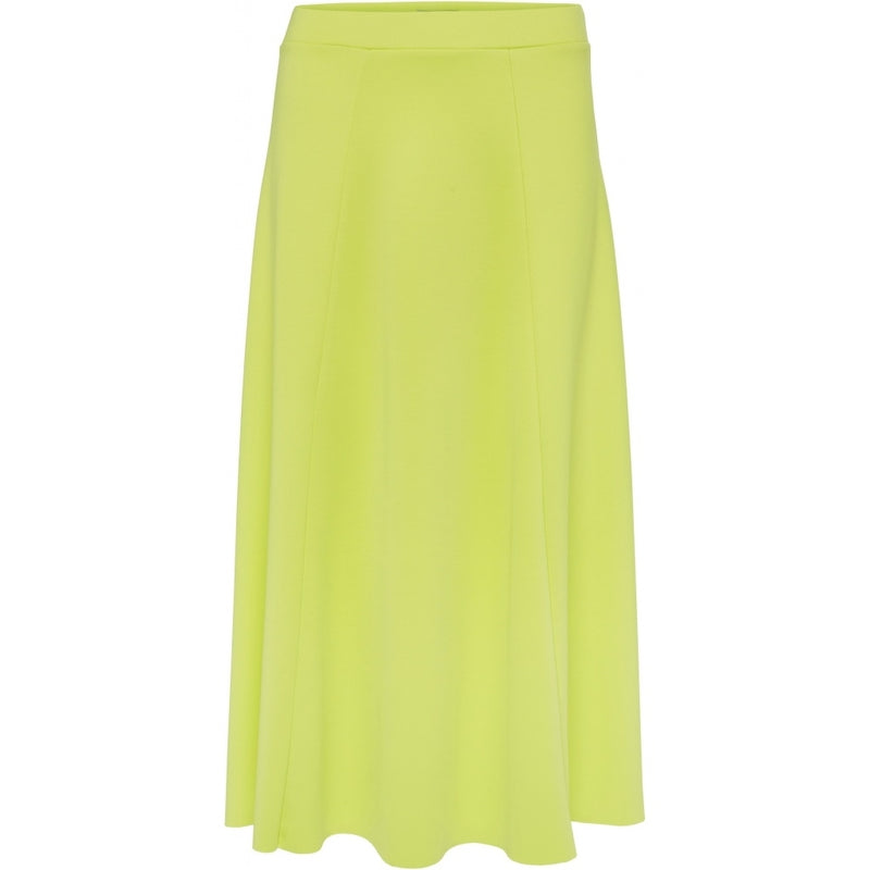 NORR Devin skirt Skirt Yellow