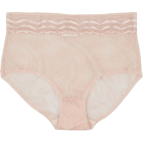 lulu's drawer Leah høj trusse Panties Blush