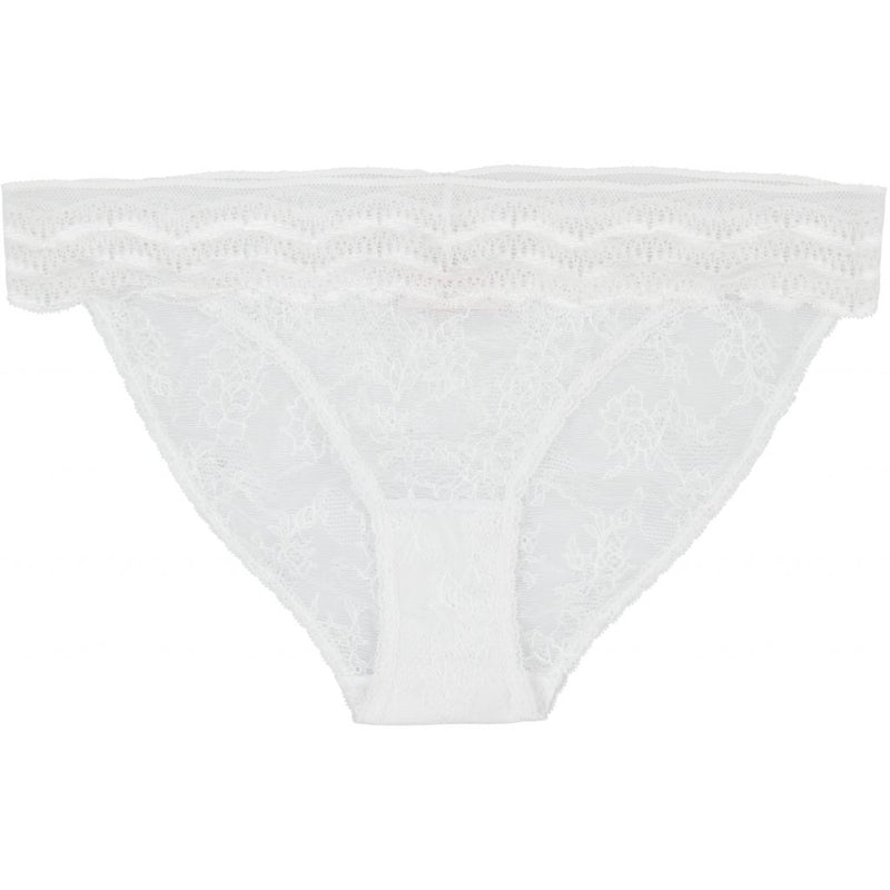 lulu's drawer Leah lav trusse Panties White