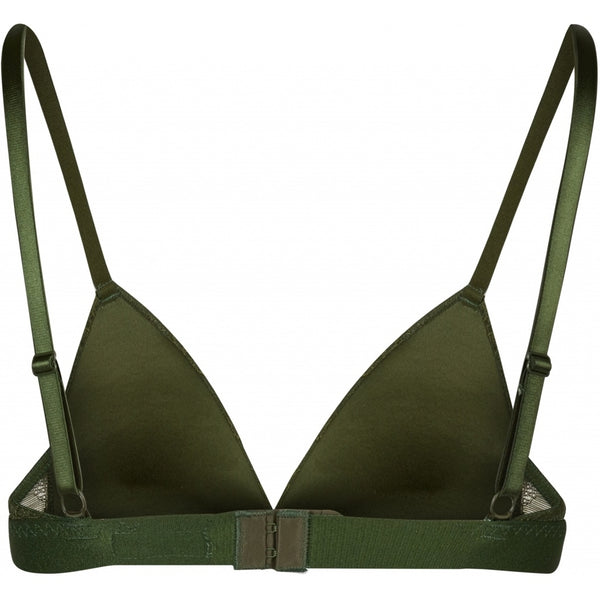 lulu's drawer Leah padded bh Bras Khaki Green