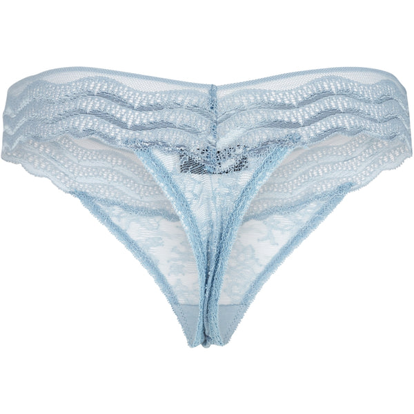 lulu's drawer Leah string Panties Powder blue