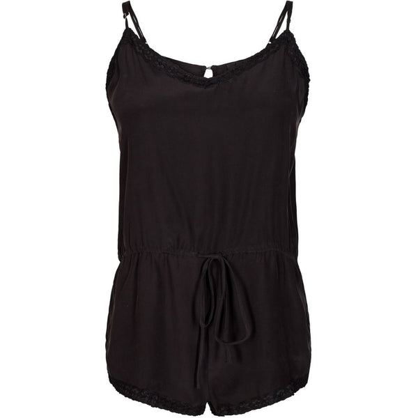 Lulus drawer lounge Lulus Drawer Shawn playsuit Bodysuit Black
