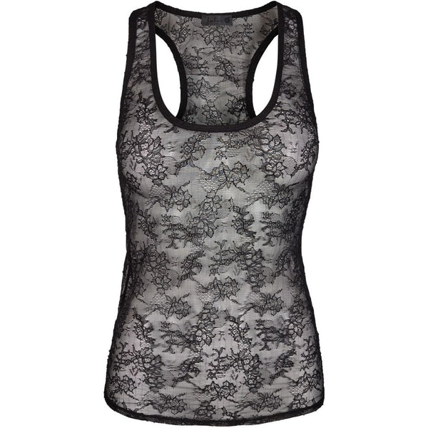 lulu's drawer Lynn undertrøje Singlet Black