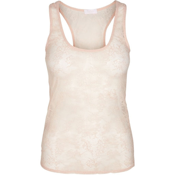 lulu's drawer Lynn undertrøje Singlet Blush