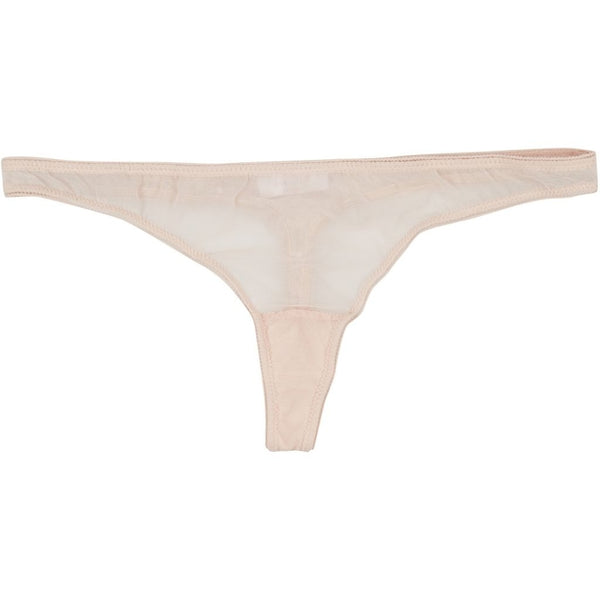 lulu's drawer Mae string Panties Blush