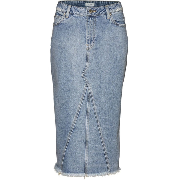 NORR Naomi denim skirt Skirt Blue