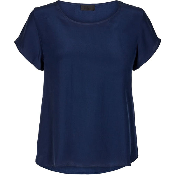 lulu's drawer Sara T-shirt Tops & tees Navy
