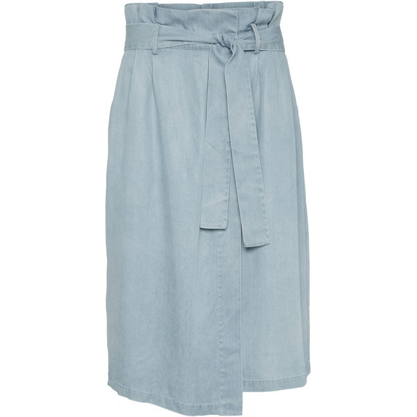 NORR Scarlett skirt Skirt Light blue