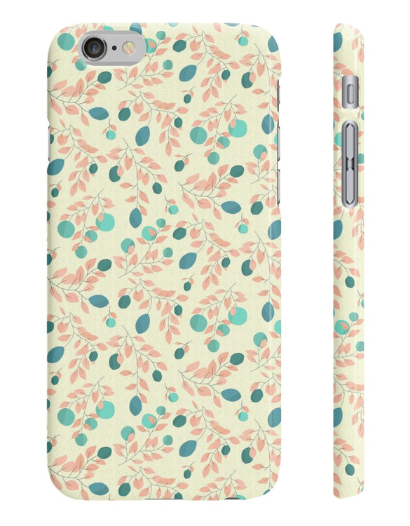 Orange And Lemon Pattern Peach Turquoise Edition All UK Phone Cases