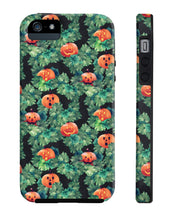 Halloween Pumpkin Pattern Black Edition All US Phone cases
