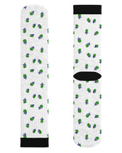 Clovers Sublimation Socks