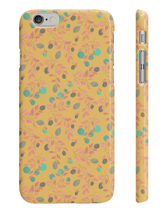 Orange And Lemon Pattern Orange Turquoise Edition All UK Phone Cases