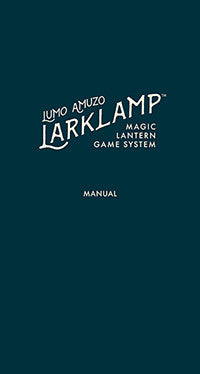 Lumo Amuzo - Larklamp Manual Cover