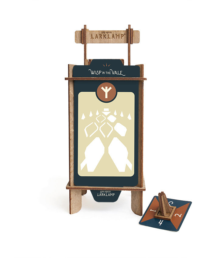 Larklamp Magic Lantern Game System
